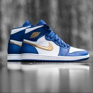 """Air Jordan 1 """"Gold Medal"""""""